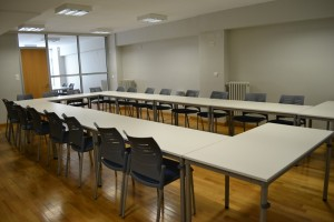Sala de Reuniones Centro de Negocios en Zaragoza