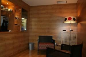 Sala de descanso Centro de Negocios en Zaragoza