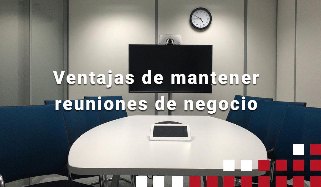 La importancia de las reuniones con tus clientes
