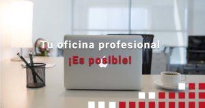 salas y despachos en Zaragoza