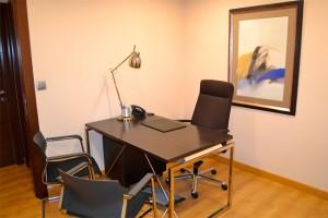 Alquiler sala de reuniones en Zaragoza