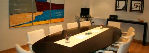Alquiler de Sala de juntas en Zaragoza