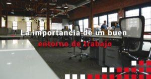 favorecer un ambiente de trabajo