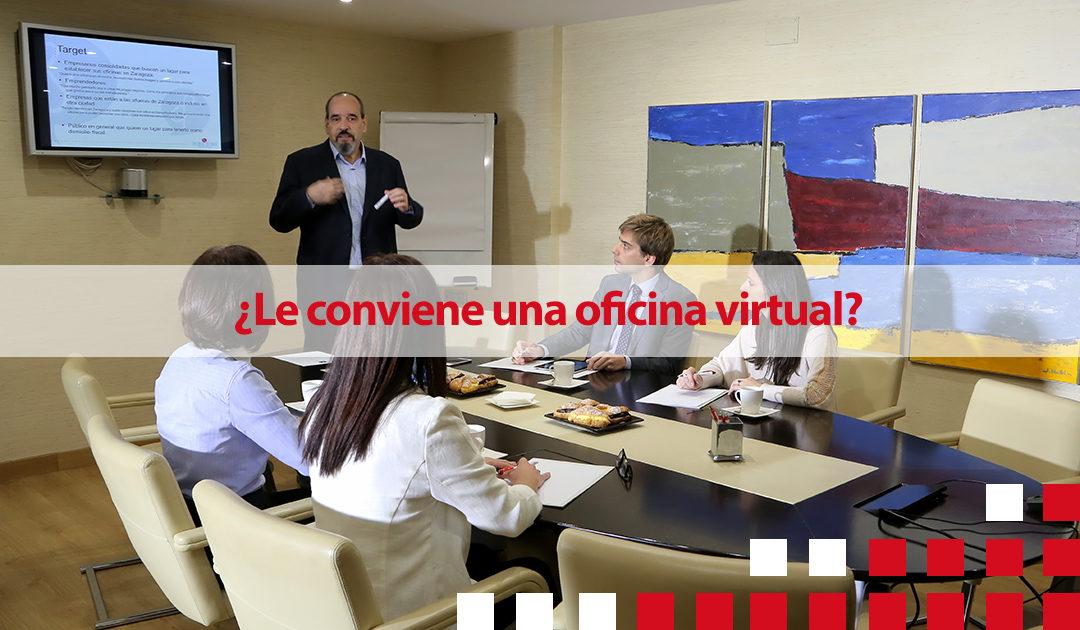 Oficina virtual ¿Le conviene para su negocio?